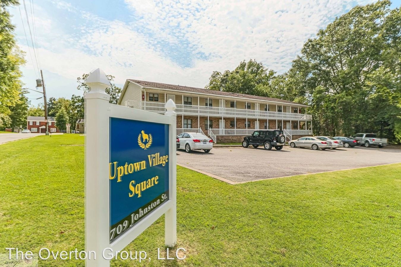 1 Bedroom 1 Bathroom Apartment for rent at 709 Johnston Street in Greenville, NC
