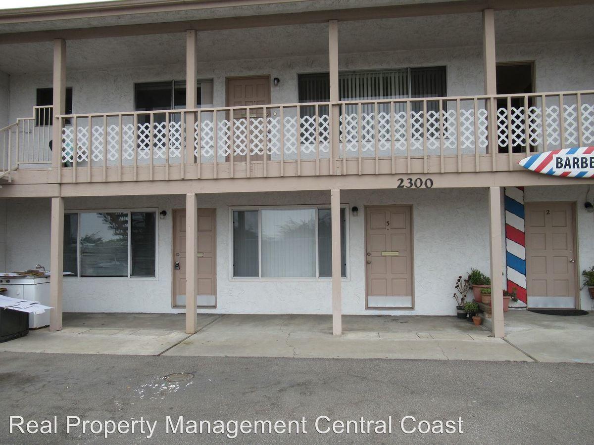 Studio 1 Bathroom Apartment for rent at 2300 Main Street in Morro Bay, CA