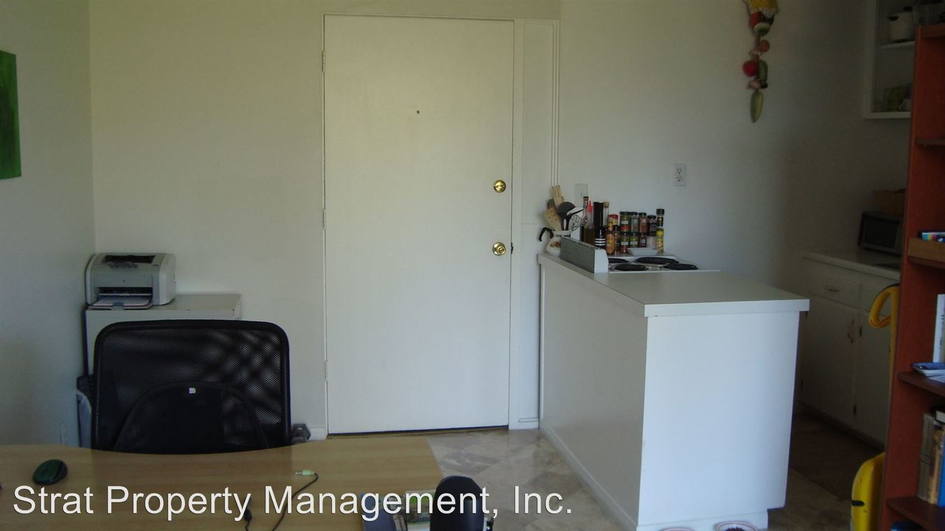 Studio 1 Bathroom Apartment for rent at Nightingale Apartments 4175 Bachman Pl. in San Diego, CA