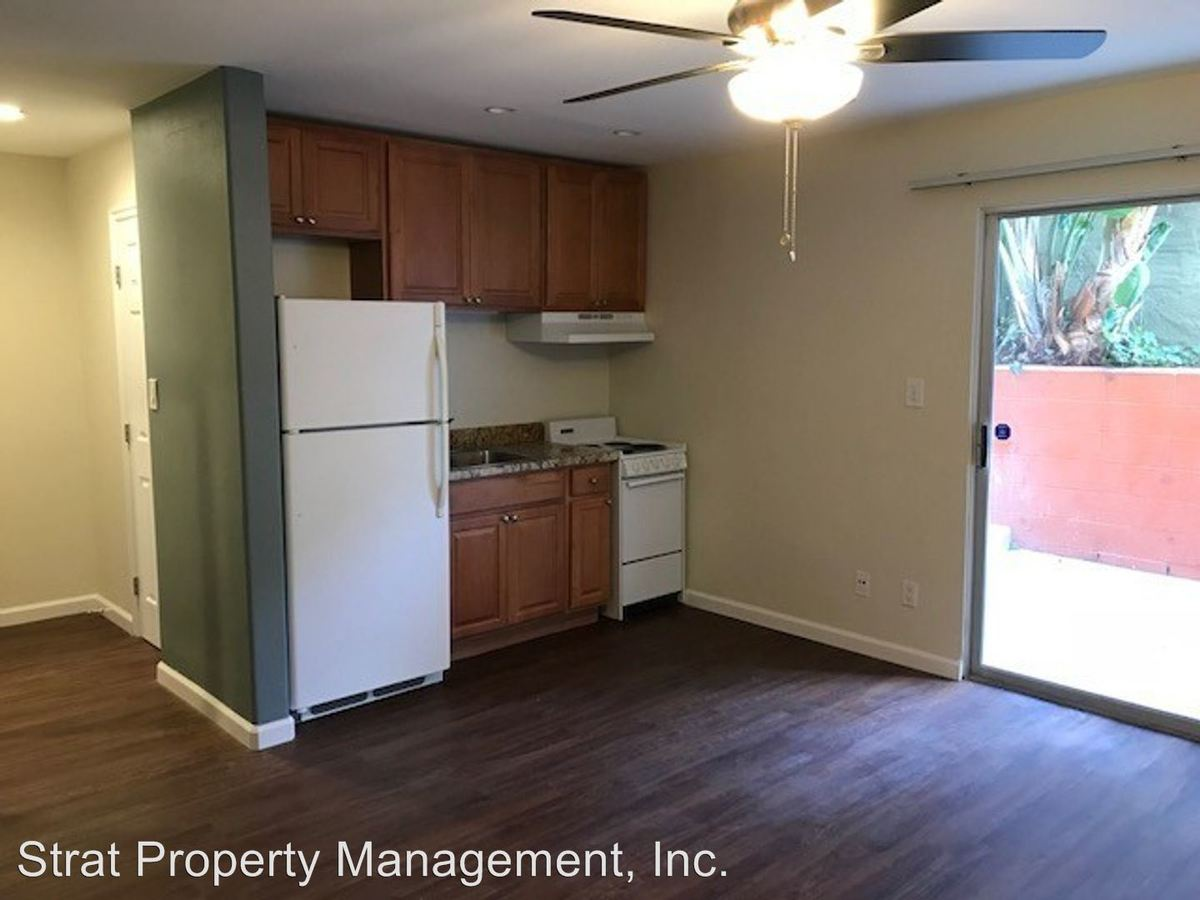 Studio 1 Bathroom Apartment for rent at 3560 6th Ave. in San Diego, CA