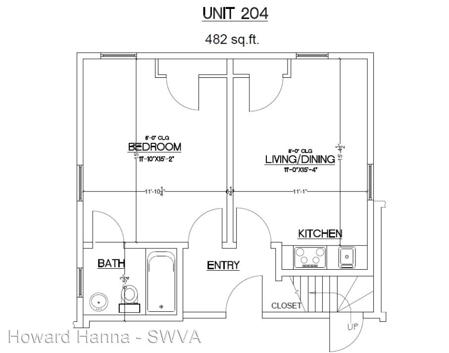 114 W Washington Street Lexington Va Apartment For Rent