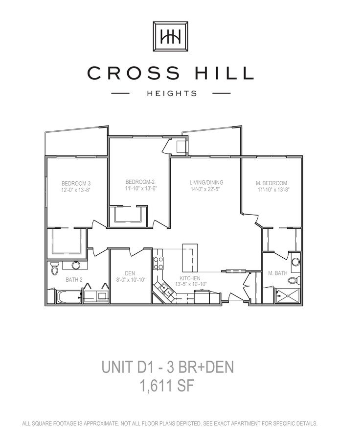 3 Bedrooms 2 Bathrooms Apartment for rent at Cross Hill Heights in Madison, WI
