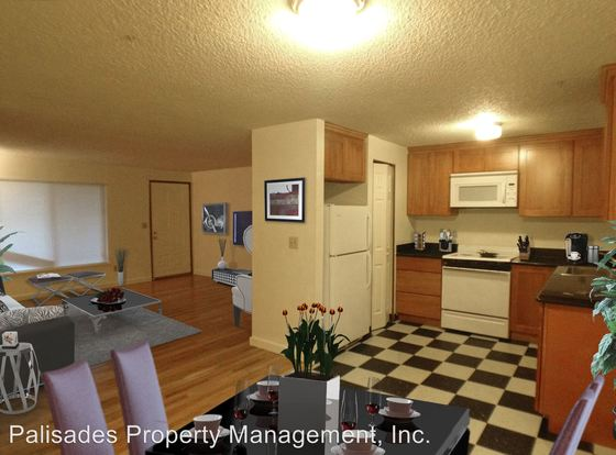 2 Bedrooms 1 Bathroom Apartment for rent at 4050 Se Gladstone St in Portland, OR