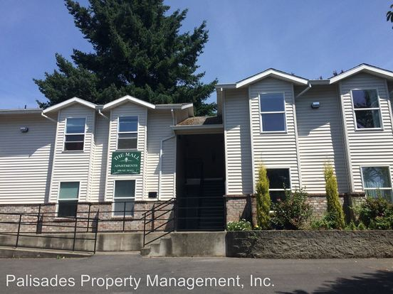 2 Bedrooms 1 Bathroom Apartment for rent at 3911 Se Mall St in Portland, OR