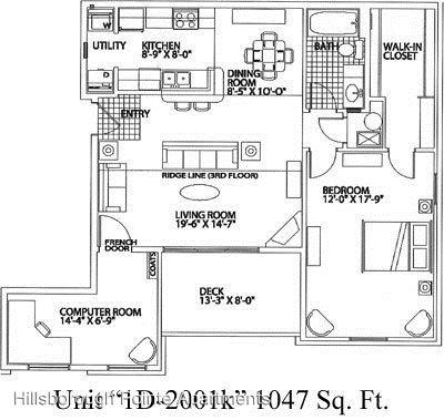 2 Bedrooms 1 Bathroom Apartment for rent at Hillsborough Pointe 14441 Sprague Ct in Omaha, NE