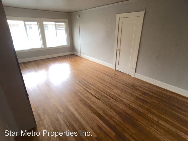 1 Bedroom 1 Bathroom Apartment for rent at 2500-2504 Ne Hoyt in Portland, OR