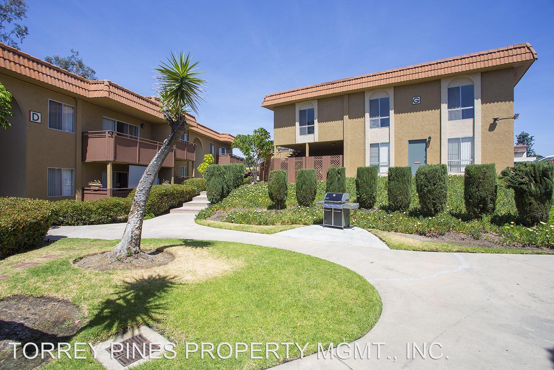 2 Bedrooms 1 Bathroom Apartment for rent at 9071 Dallas Street in La Mesa, CA