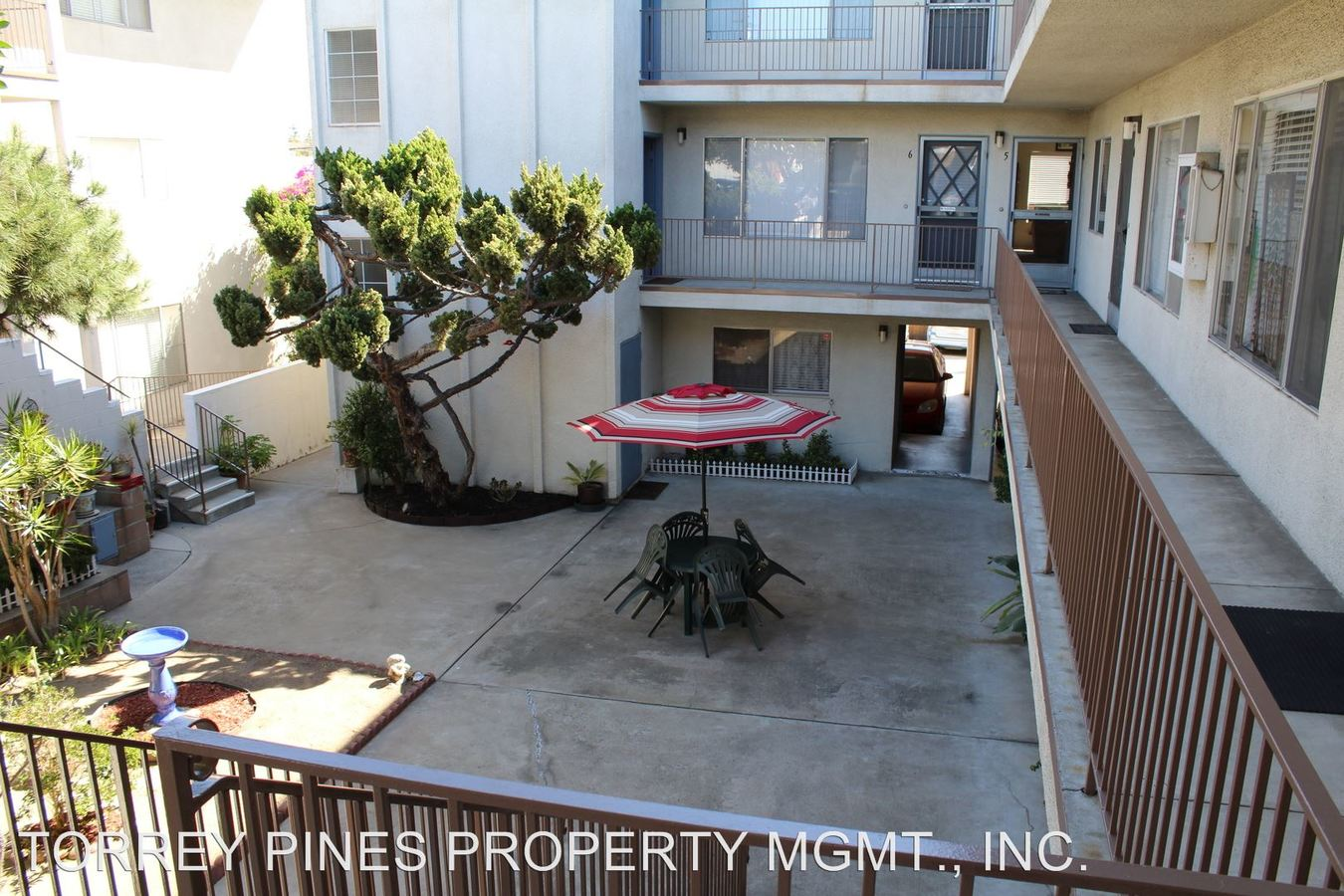 1 Bedroom 1 Bathroom Apartment for rent at 4219 & 4225 Georgia Street in San Diego, CA