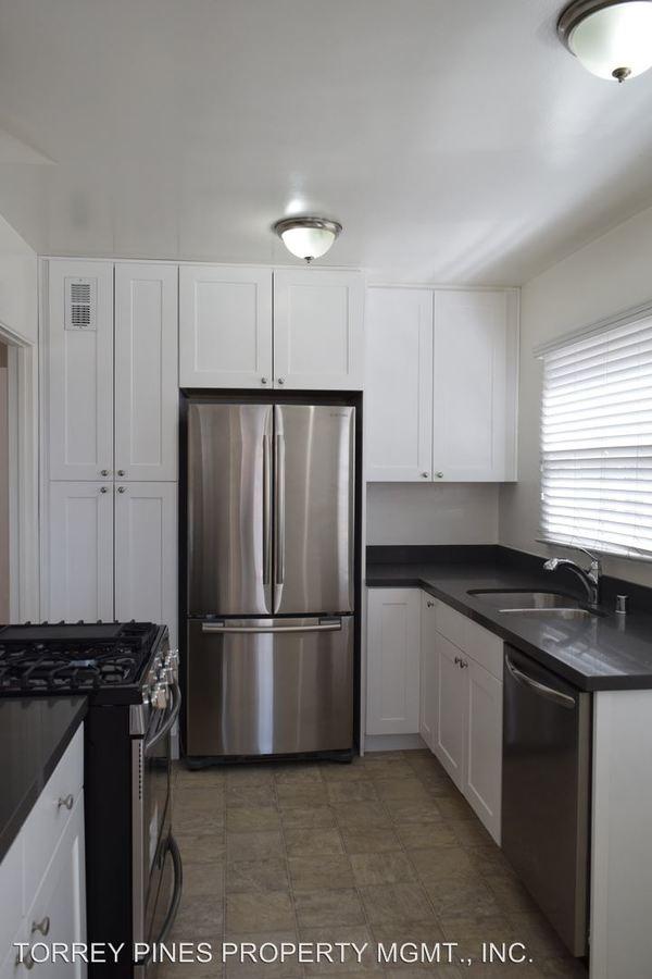 2 Bedrooms 1 Bathroom Apartment for rent at 331 - 347-1/2 Prospect Street in La Jolla, CA