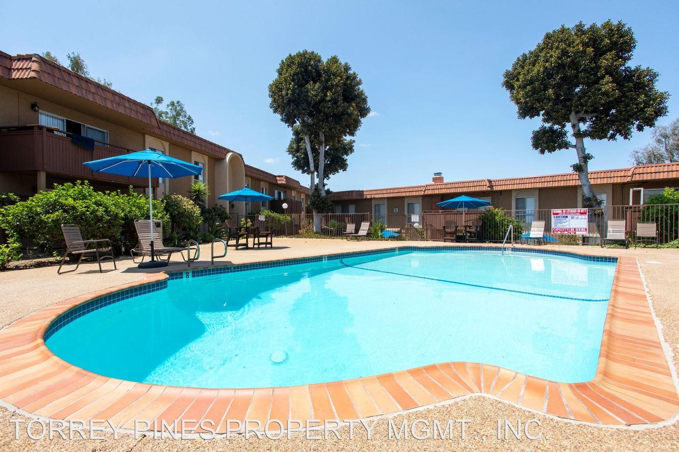 2 Bedrooms 2 Bathrooms Apartment for rent at 9071 Dallas Street in La Mesa, CA
