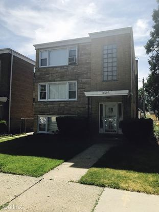 3 Bedrooms 1 Bathroom Apartment for rent at 5610 N Central Ave in Chicago, IL