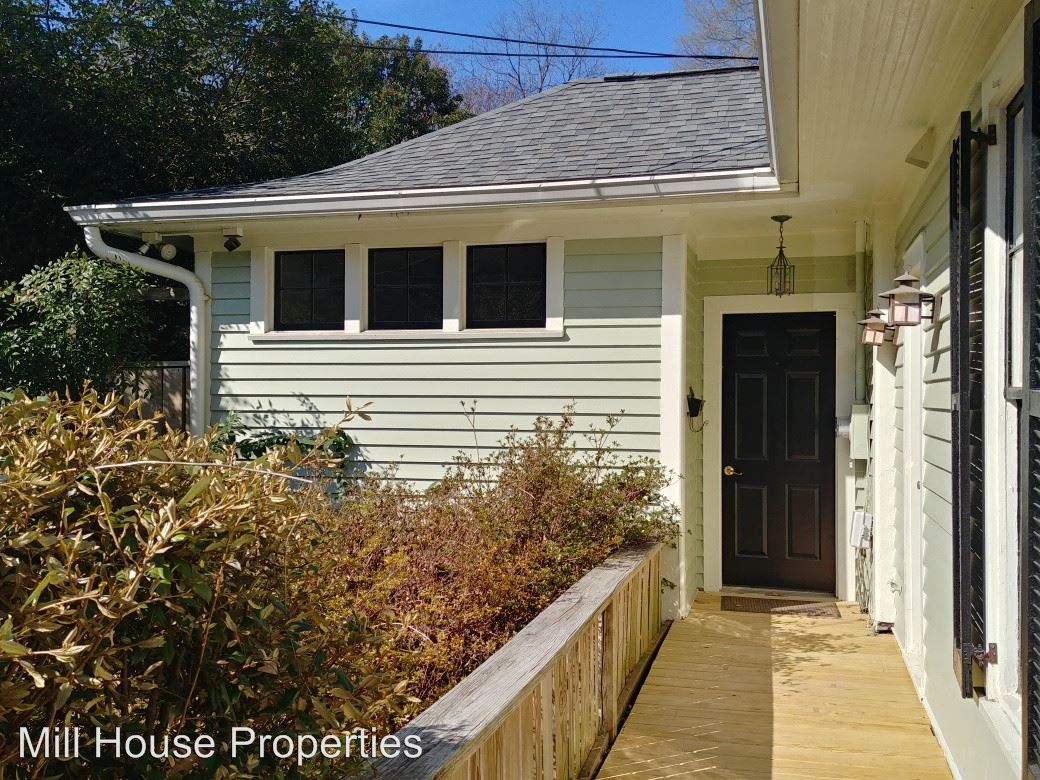 1 Bedroom 1 Bathroom Apartment for rent at 205 Vance Street in Chapel Hill, NC