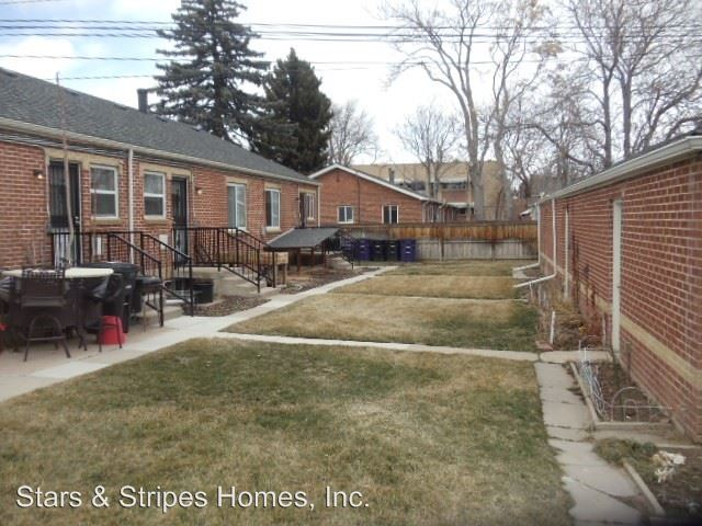 1 Bedroom 1 Bathroom Apartment for rent at 1408 Jersey Street in Denver, CO