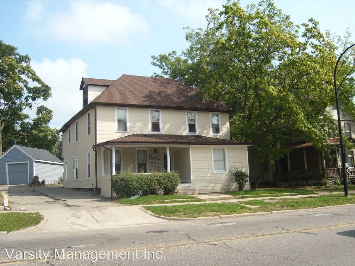 3 Bedrooms 2 Bathrooms Apartment for rent at 539 Packard in Ann Arbor, MI
