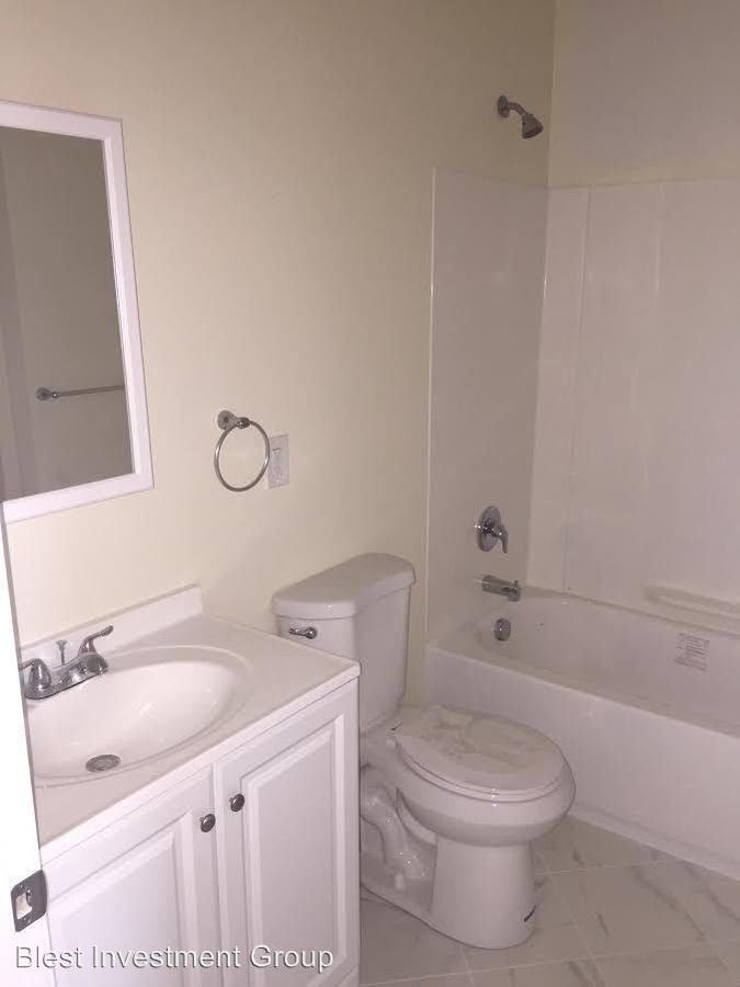 1 Bedroom 1 Bathroom Apartment for rent at 600 Highland Avenue in Canonsburg, PA