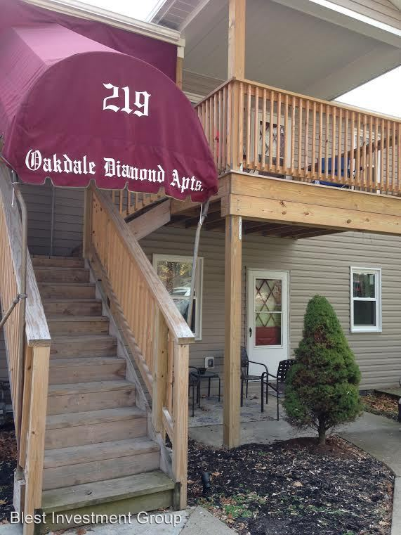 1 Bedroom 1 Bathroom Apartment for rent at 219 W State St in Oakdale, PA