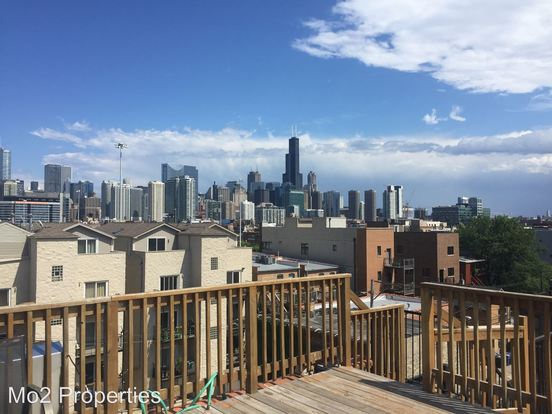 2 Bedrooms 1 Bathroom Apartment for rent at 1151 W. Erie in Chicago, IL