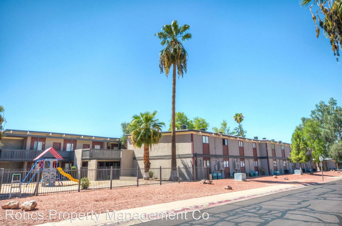 1 Bedroom 1 Bathroom Apartment for rent at 6534 W. Montebello Avenue in Glendale, AZ