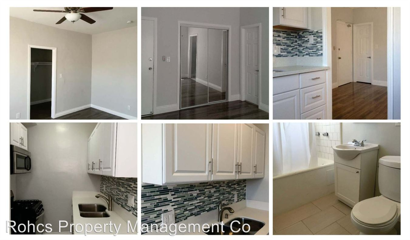 Studio 1 Bathroom Apartment for rent at 2743 San Marino Street in Los Angeles, CA
