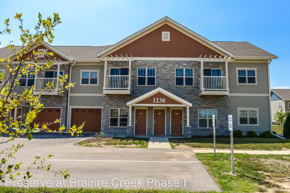 1 Bedroom 1 Bathroom Apartment for rent at 1235 Prairie Creek Blvd in Oconomowoc, WI