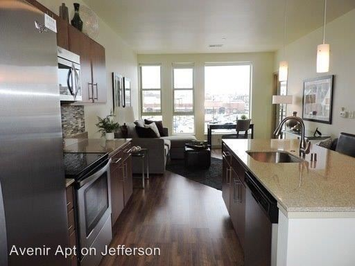 1 Bedroom 1 Bathroom Apartment for rent at 1437 N. Jefferson St. in Milwaukee, WI
