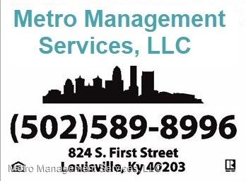 1 Bedroom 1 Bathroom Apartment for rent at 107 Crestwood Ave in Louisville, KY