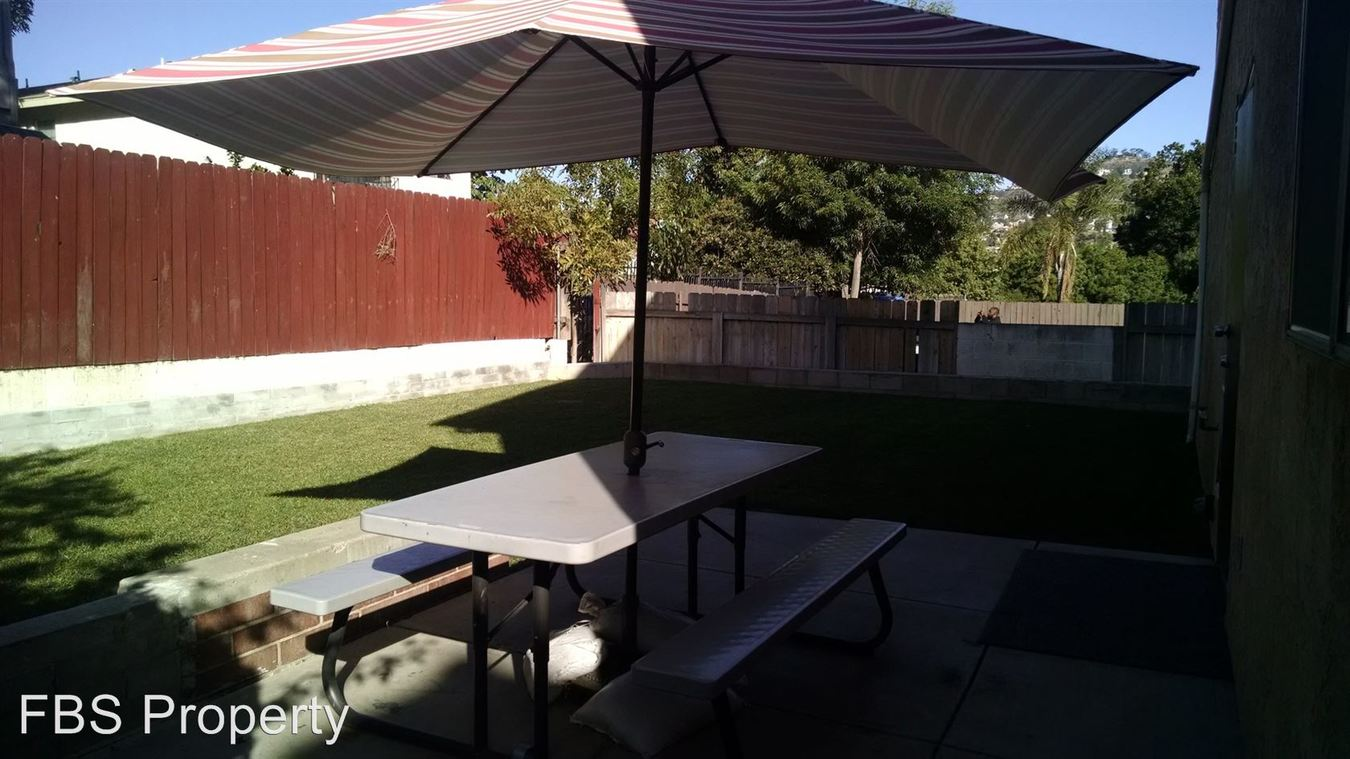 2 Bedrooms 1 Bathroom Apartment for rent at 3626 S. Barcelona Street in Spring Valley, CA