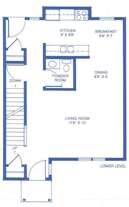 3 Bedrooms 1 Bathroom Apartment for rent at South Cliff Apartments in Milwaukee, WI
