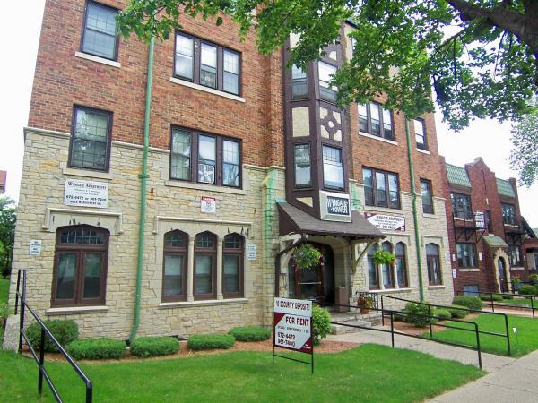 Studio 1 Bathroom Apartment for rent at Wyngate Apartments in Milwaukee, WI