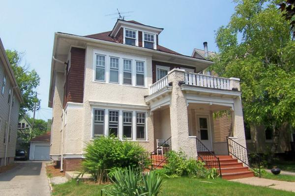3 Bedrooms 1 Bathroom House for rent at Maryland Duplex in Milwaukee, WI