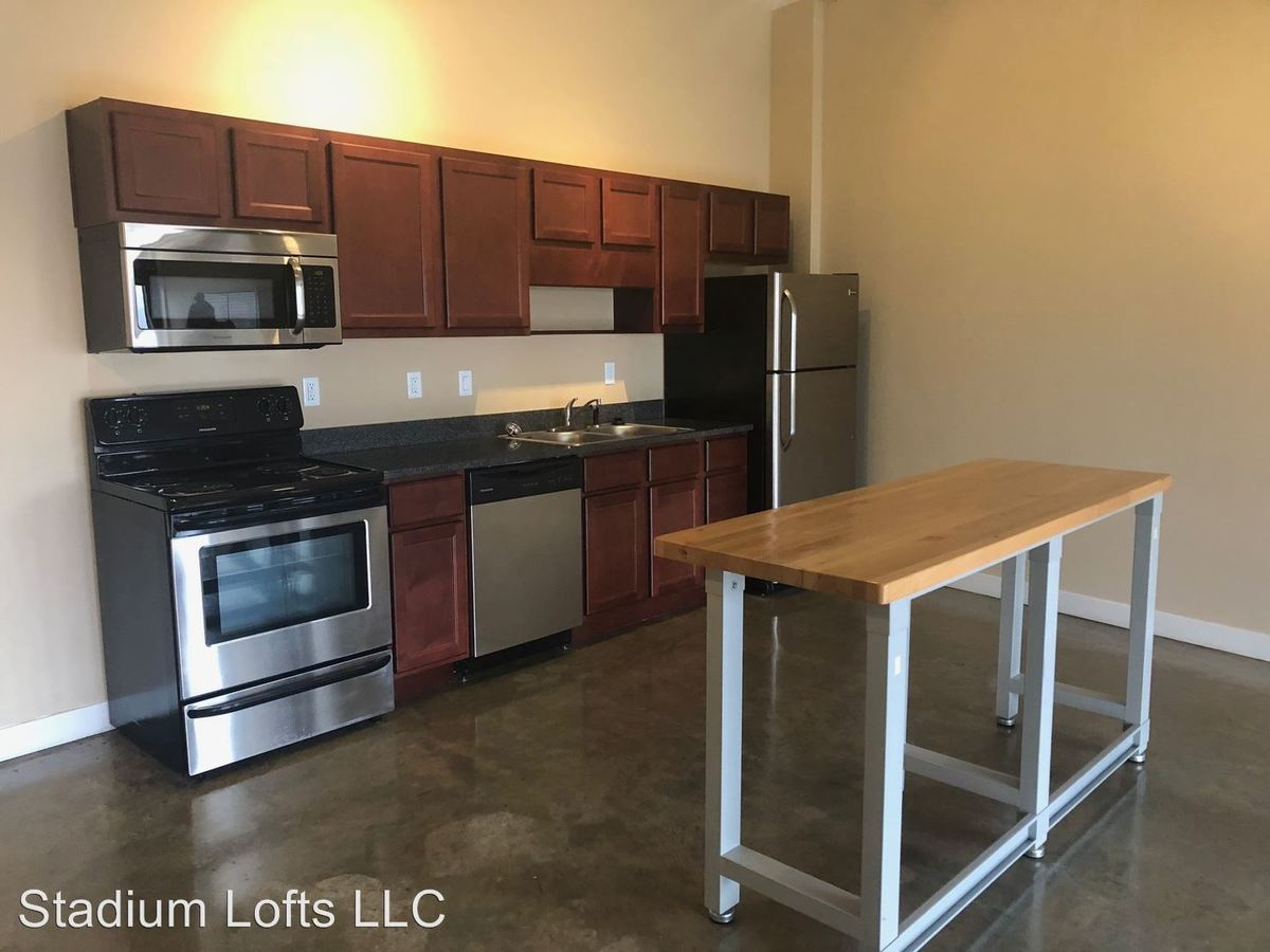 1 Bedroom 1 Bathroom Apartment for rent at 1510 Stadium Way in Indianapolis, IN