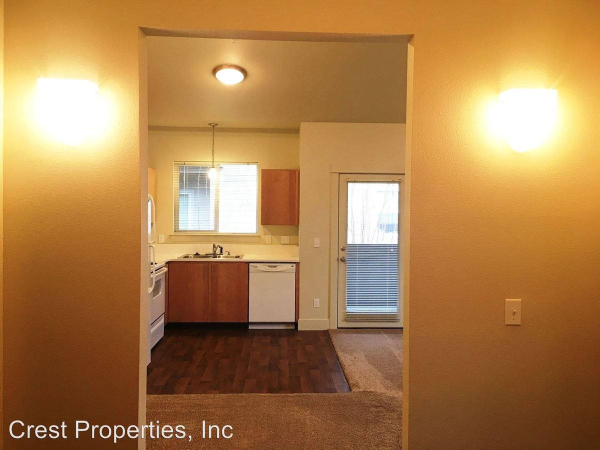 1 Bedroom 1 Bathroom Apartment for rent at Walnut Creek Apartments in Corvallis, OR