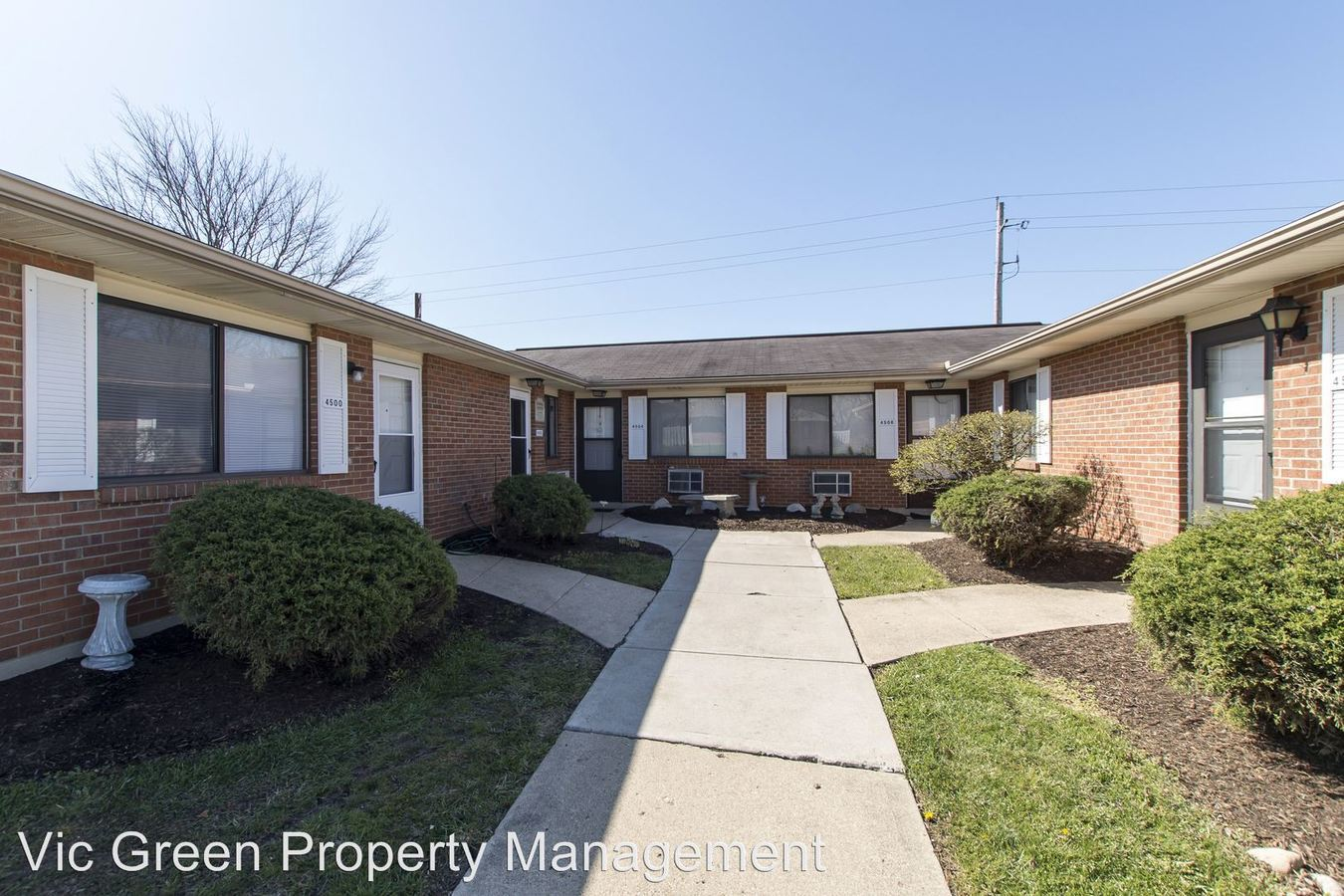 2 Bedrooms 1 Bathroom Apartment for rent at 4500 Waynedale Circle in Dayton, OH