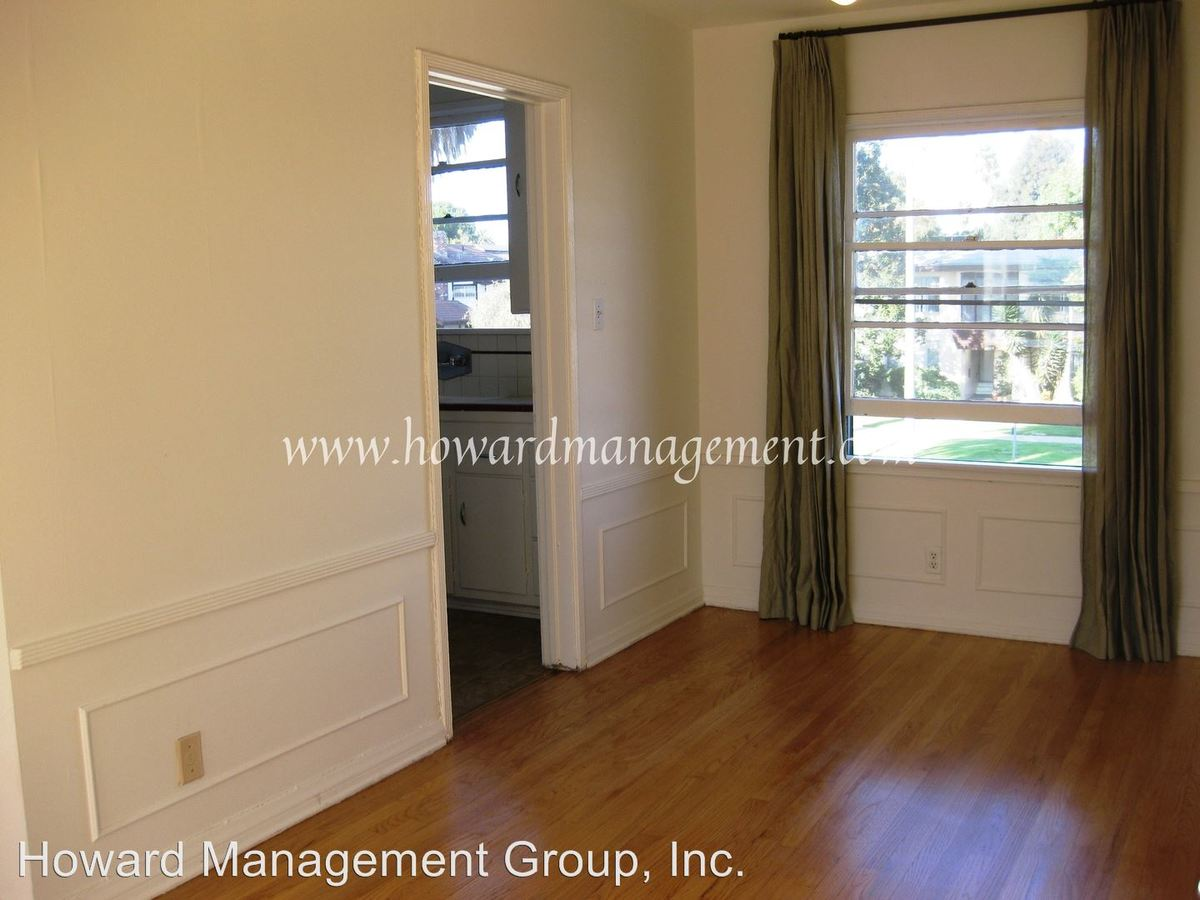 2 Bedrooms 1 Bathroom Apartment for rent at 11941-11945 Washington Pl in Los Angeles, CA