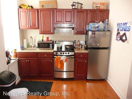 1 Bedroom 1 Bathroom Apartment for rent at 1434 Cecil B. Moore Avenue in Philadelphia, PA