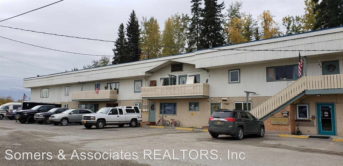2 Bedrooms 1 Bathroom Apartment for rent at 935 Aurora Dr in Fairbanks, AK