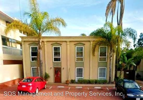 Studio 1 Bathroom Apartment for rent at 1121-1129 Torrey Pines Rd in La Jolla, CA