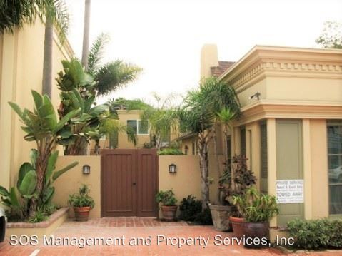 2 Bedrooms 1 Bathroom Apartment for rent at 1121-1129 Torrey Pines Rd in La Jolla, CA