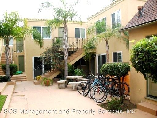 1 Bedroom 1 Bathroom Apartment for rent at 1121-1129 Torrey Pines Rd in La Jolla, CA