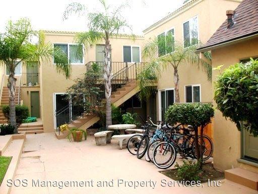1 Bedroom 1 Bathroom Apartment for rent at 1121-1129 Torrey Pines Rd in La Jolla, CA