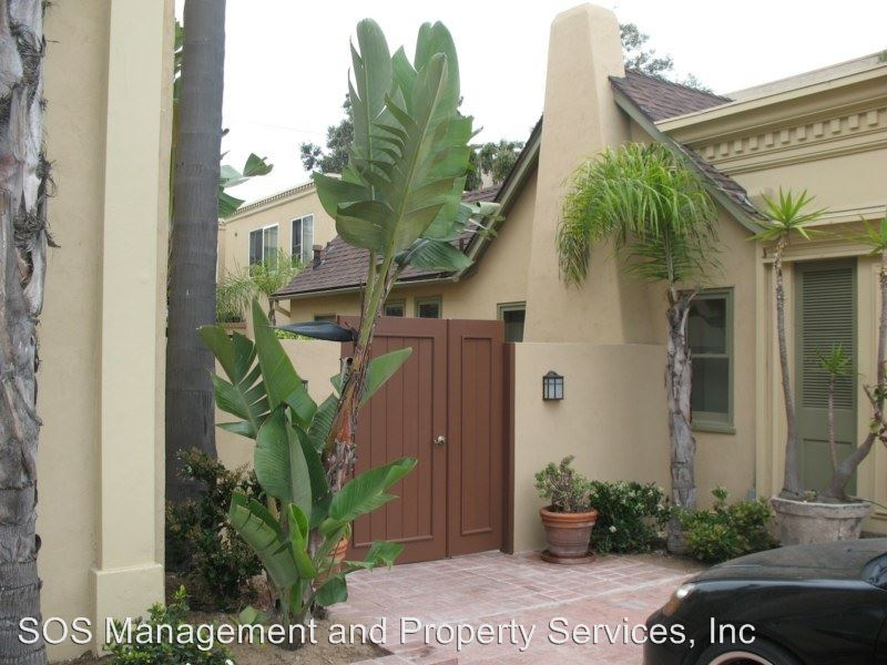 Studio 1 Bathroom Apartment for rent at 1121-1129 Torrey Pines Rd in La Jolla, CA
