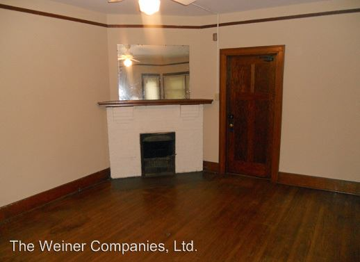 1 Bedroom 1 Bathroom Apartment for rent at 704 W. Nevada in Urbana, IL