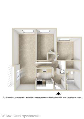 2 Bedrooms 1 Bathroom Apartment for rent at 6901 Delridge Way Sw in Seattle, WA