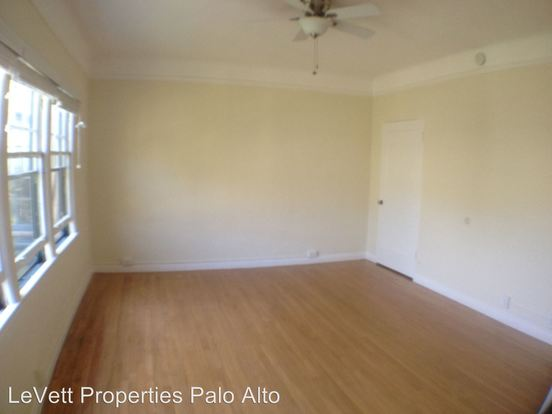 1 Bedroom 1 Bathroom Apartment for rent at 530 Webster St in Palo Alto, CA