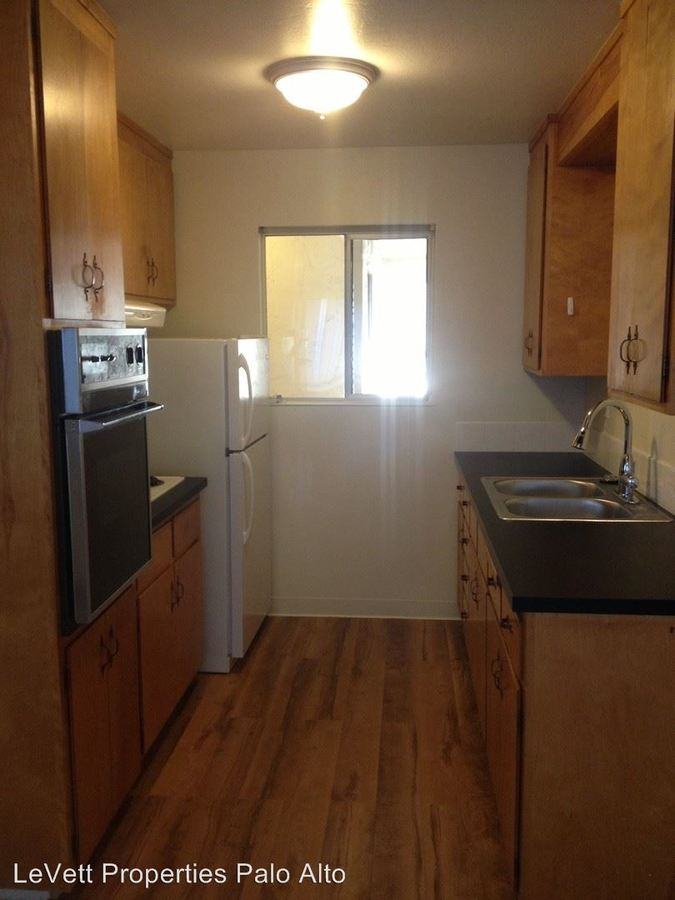 1 Bedroom 1 Bathroom Apartment for rent at 536-542 Everett Ave in Palo Alto, CA