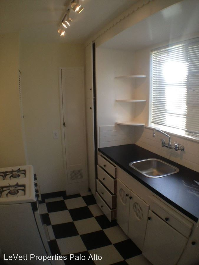 1 Bedroom 1 Bathroom Apartment for rent at 215 Bryant St in Palo Alto, CA