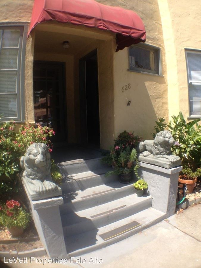 1 Bedroom 1 Bathroom Apartment for rent at 628 Waverley St in Palo Alto, CA