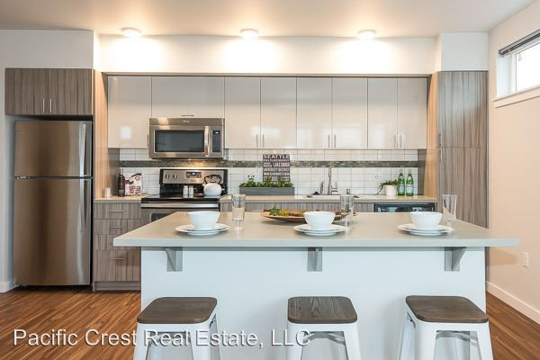 2 Bedrooms 1 Bathroom Apartment for rent at Stream Fifteen 605 15th Avenue E. in Seattle, WA
