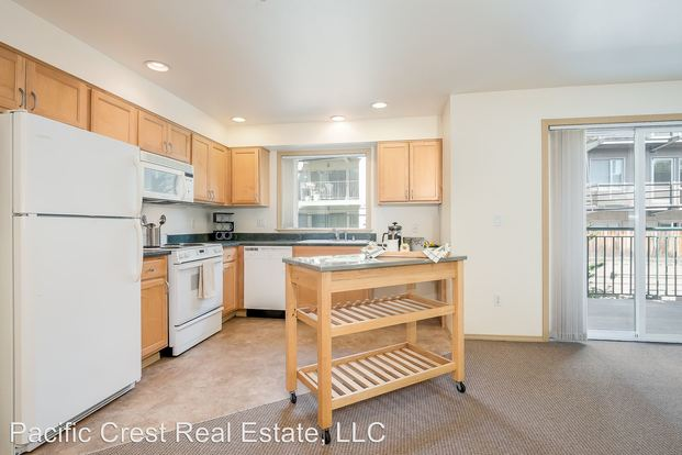 2 Bedrooms 2 Bathrooms Apartment for rent at Hawthorne 1618 Bellevue Avenue in Seattle, WA
