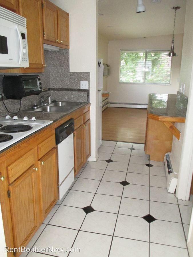 2 Bedrooms 1 Bathroom Apartment for rent at 1811 Folsom St. in Boulder, CO